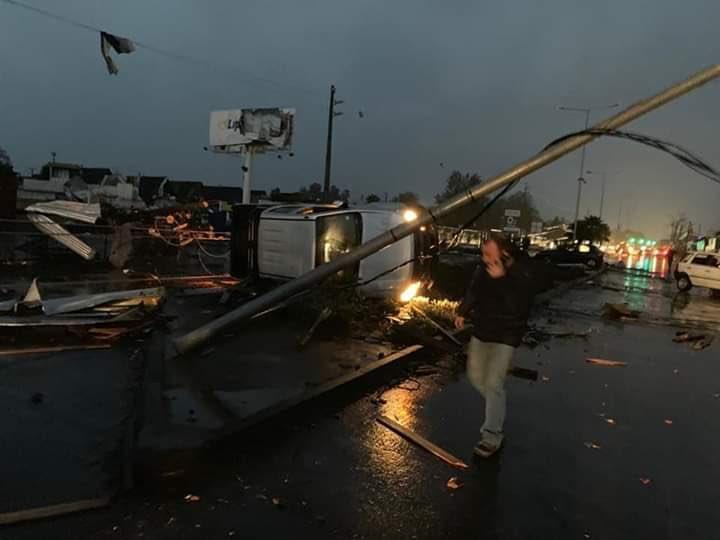 Tornado en Los Ángeles